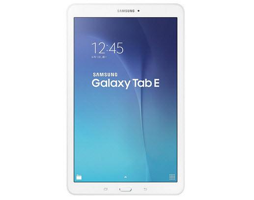 В Сеть утекли характеристики планшета Samsung Galaxy Tab E 7.0 - 1