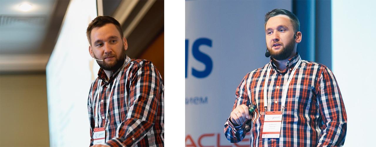 Видео лучших докладов Java-конференции JPoint 2015 — Часть 2 - 5