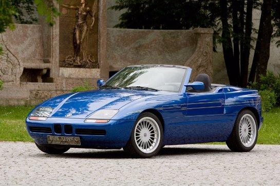 «Зажигательные» баварцы: самые крутые BMW в тюнинге Alpina всех времен
