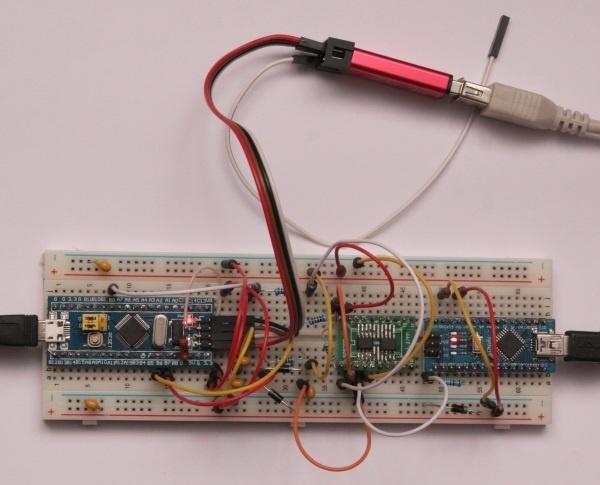 STM32F103C8T6 — первые шаги. Продолжаем делать осциллограф - 9