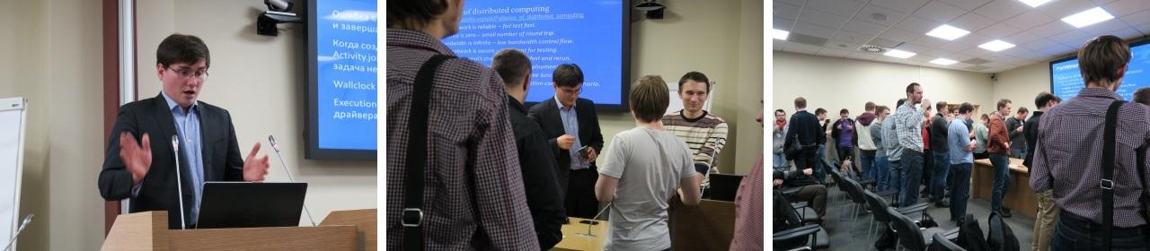 Алексей Рагозин и Артём Панасюк о распределённом нагрузочном тестировании на jug.msk.ru - 4
