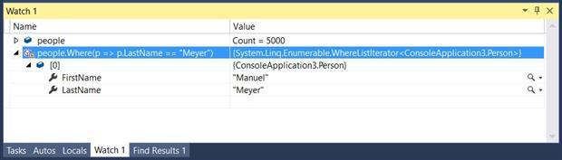 Отладка и профилирование в Visual Studio 2015 - 3