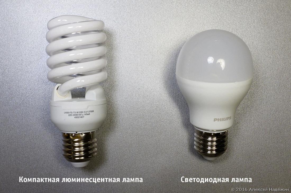 Семь вопросов о светодиодных лампах - 3