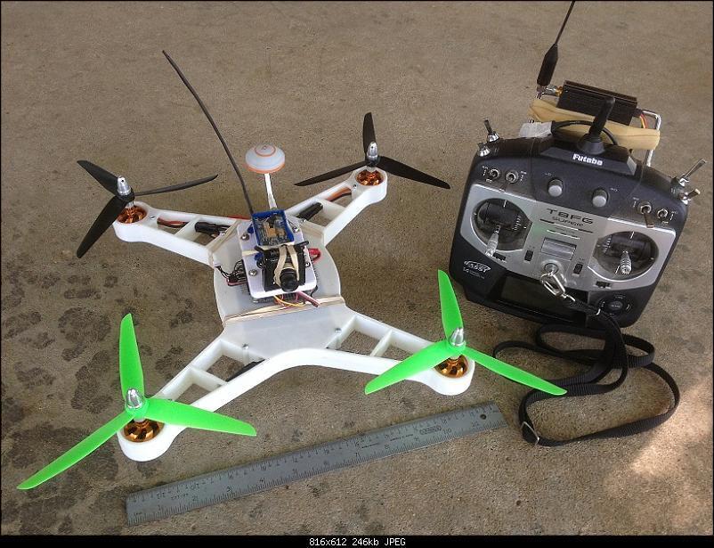 3D-печать в дроностроении - 3