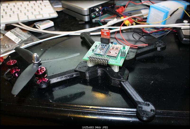 3D-печать в дроностроении - 4
