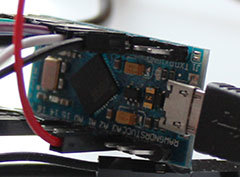 Как я сделал LED-панель для мониторинга серверов, а заодно и цветомузыку для вечеринок - 9