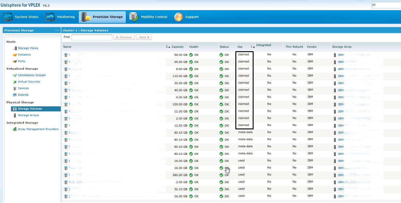 Миграция данных с различных типов Storage с использованием технологий EMC VPLEX и EMC RecoverPoint - 17