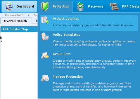 Миграция данных с различных типов Storage с использованием технологий EMC VPLEX и EMC RecoverPoint - 18