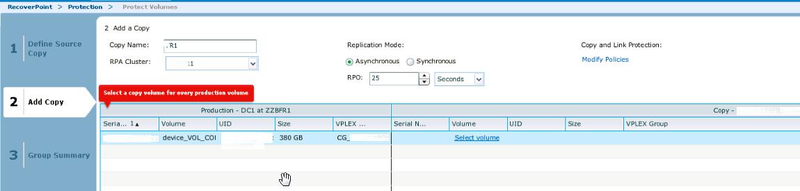 Миграция данных с различных типов Storage с использованием технологий EMC VPLEX и EMC RecoverPoint - 20