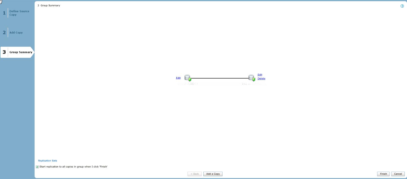 Миграция данных с различных типов Storage с использованием технологий EMC VPLEX и EMC RecoverPoint - 21