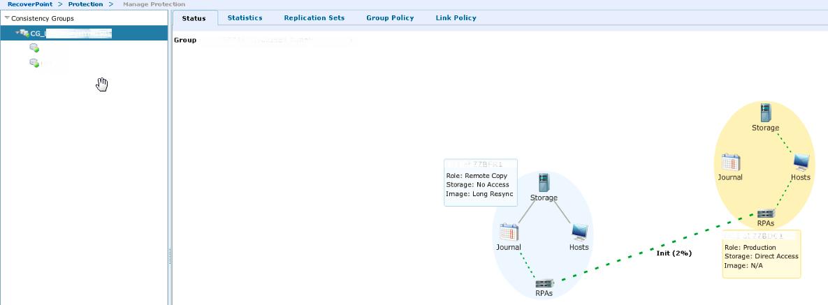 Миграция данных с различных типов Storage с использованием технологий EMC VPLEX и EMC RecoverPoint - 22