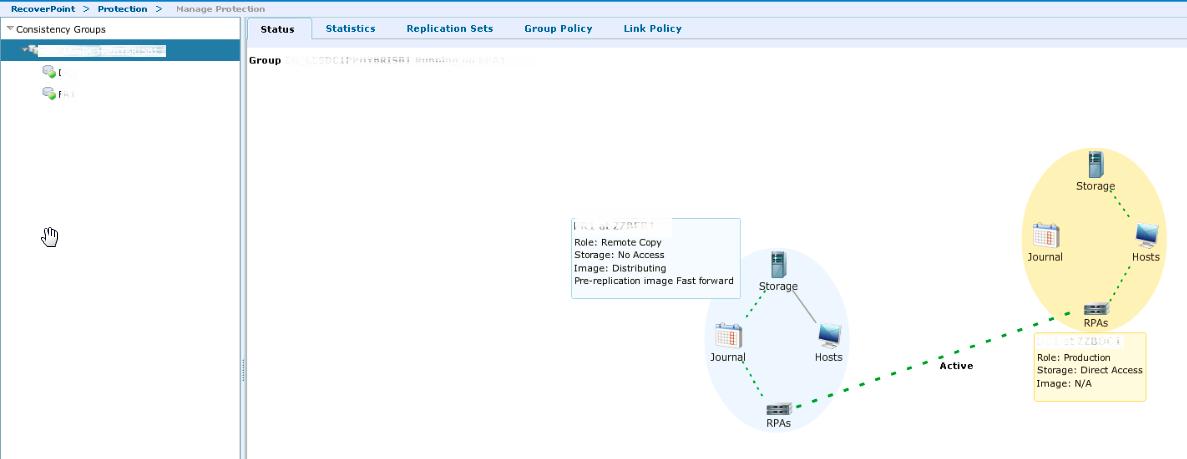Миграция данных с различных типов Storage с использованием технологий EMC VPLEX и EMC RecoverPoint - 23