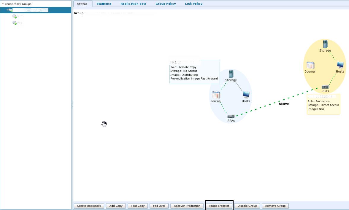 Миграция данных с различных типов Storage с использованием технологий EMC VPLEX и EMC RecoverPoint - 24
