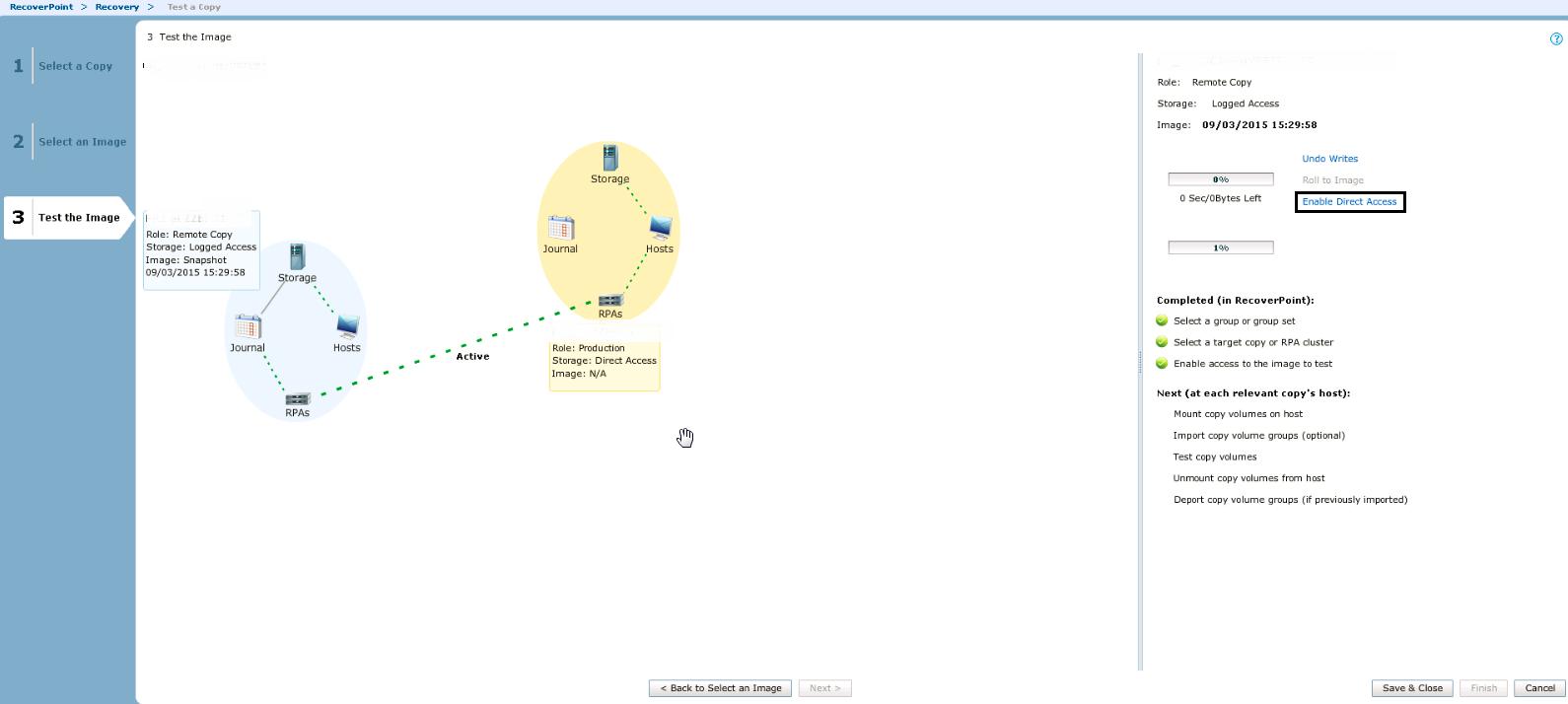 Миграция данных с различных типов Storage с использованием технологий EMC VPLEX и EMC RecoverPoint - 26