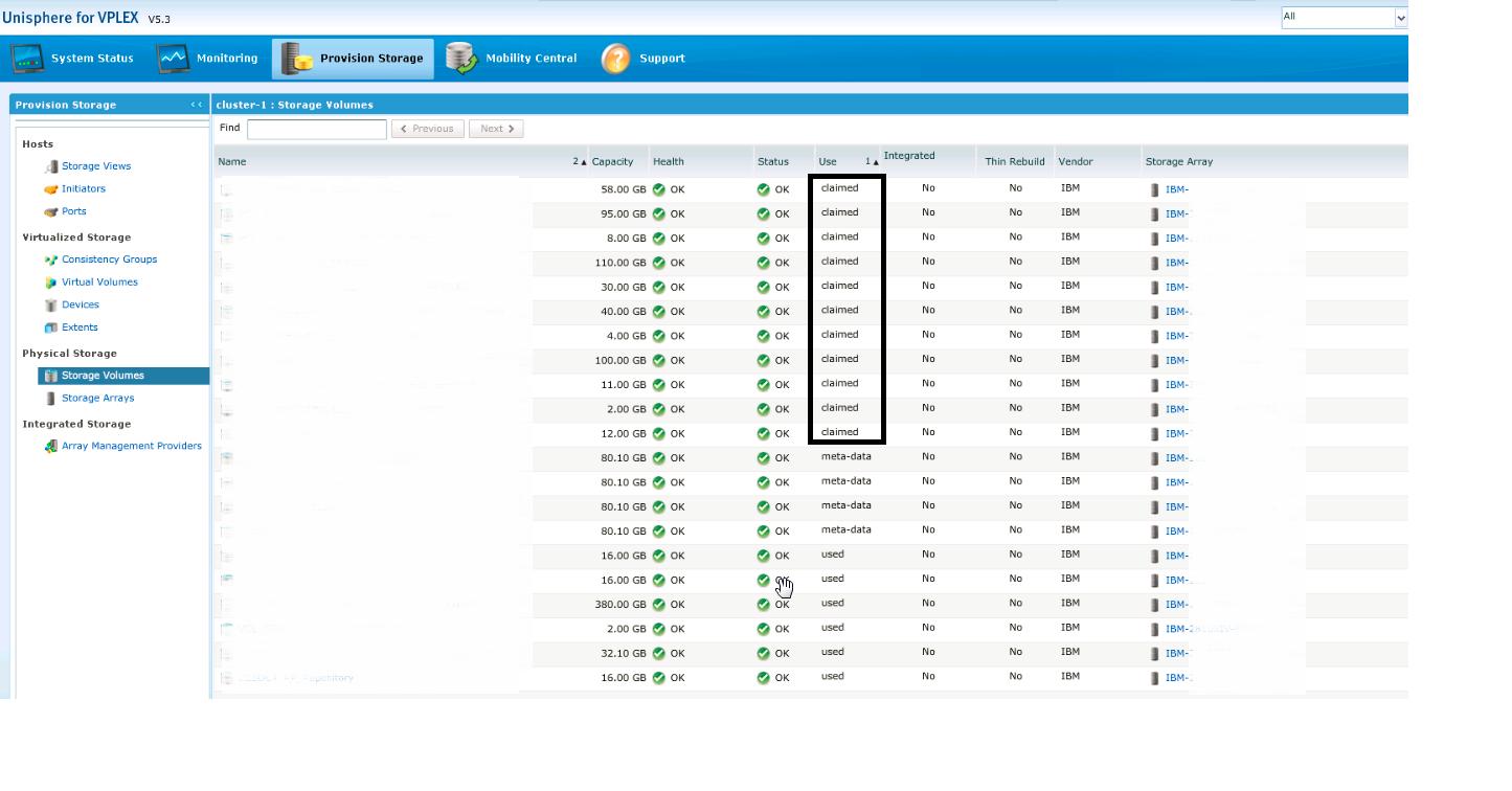 Миграция данных с различных типов Storage с использованием технологий EMC VPLEX и EMC RecoverPoint - 3