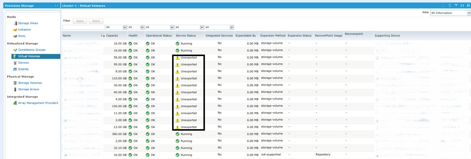 Миграция данных с различных типов Storage с использованием технологий EMC VPLEX и EMC RecoverPoint - 8