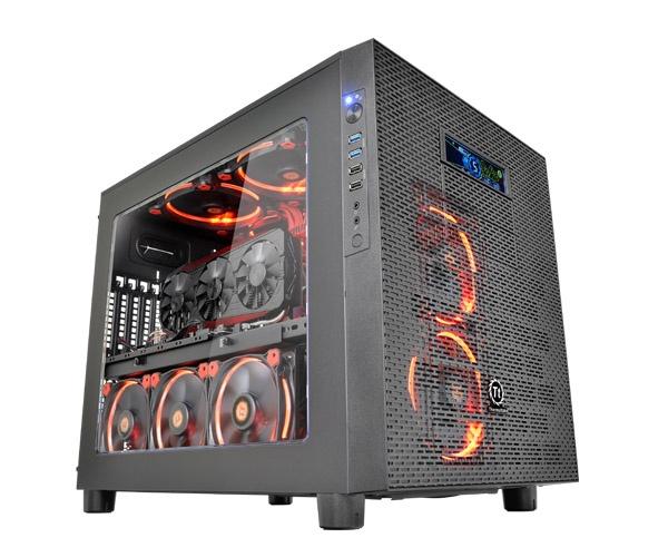 Представлены компьютерные корпуса Thermaltake Core X5 и Core X5 Riing Edition - 1