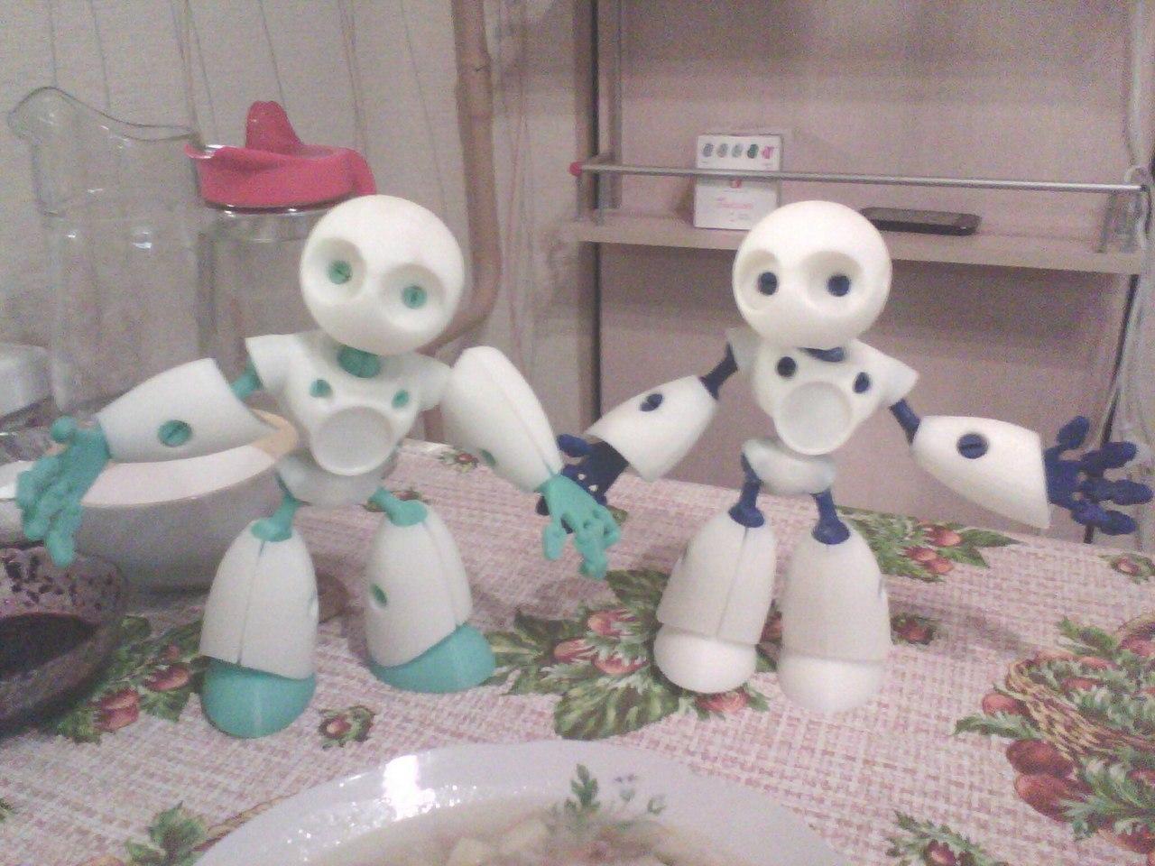 3D-печатные игрушки для детей (в основном) - 10