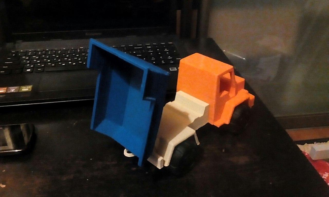 3D-печатные игрушки для детей (в основном) - 2