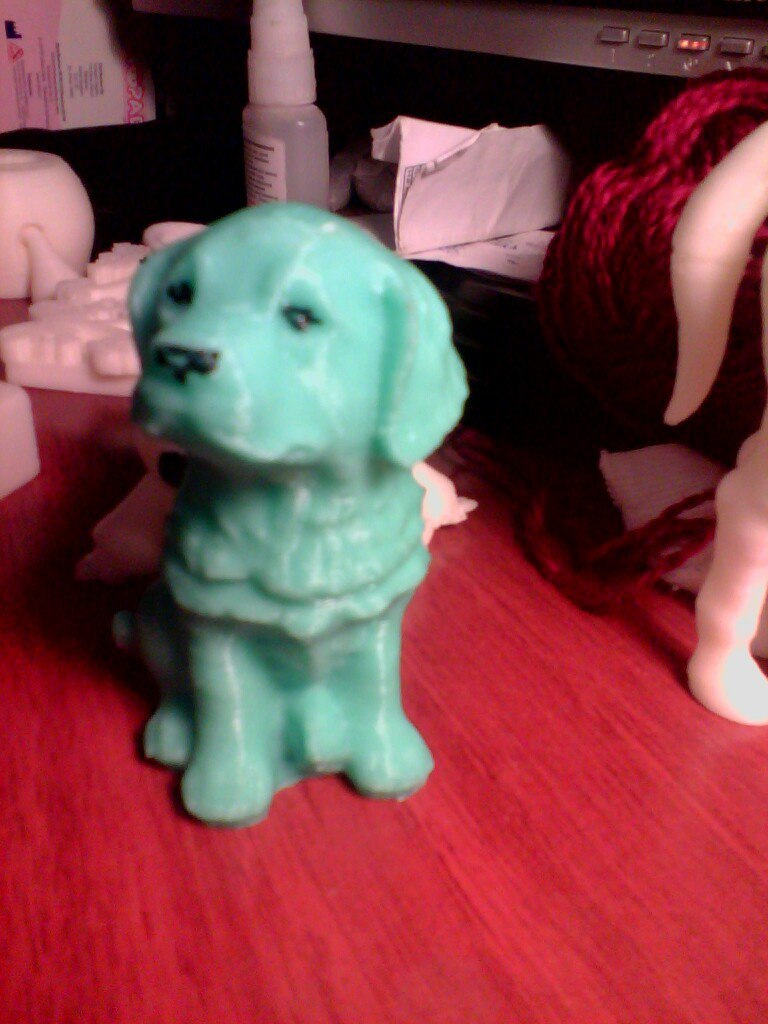 3D-печатные игрушки для детей (в основном) - 3