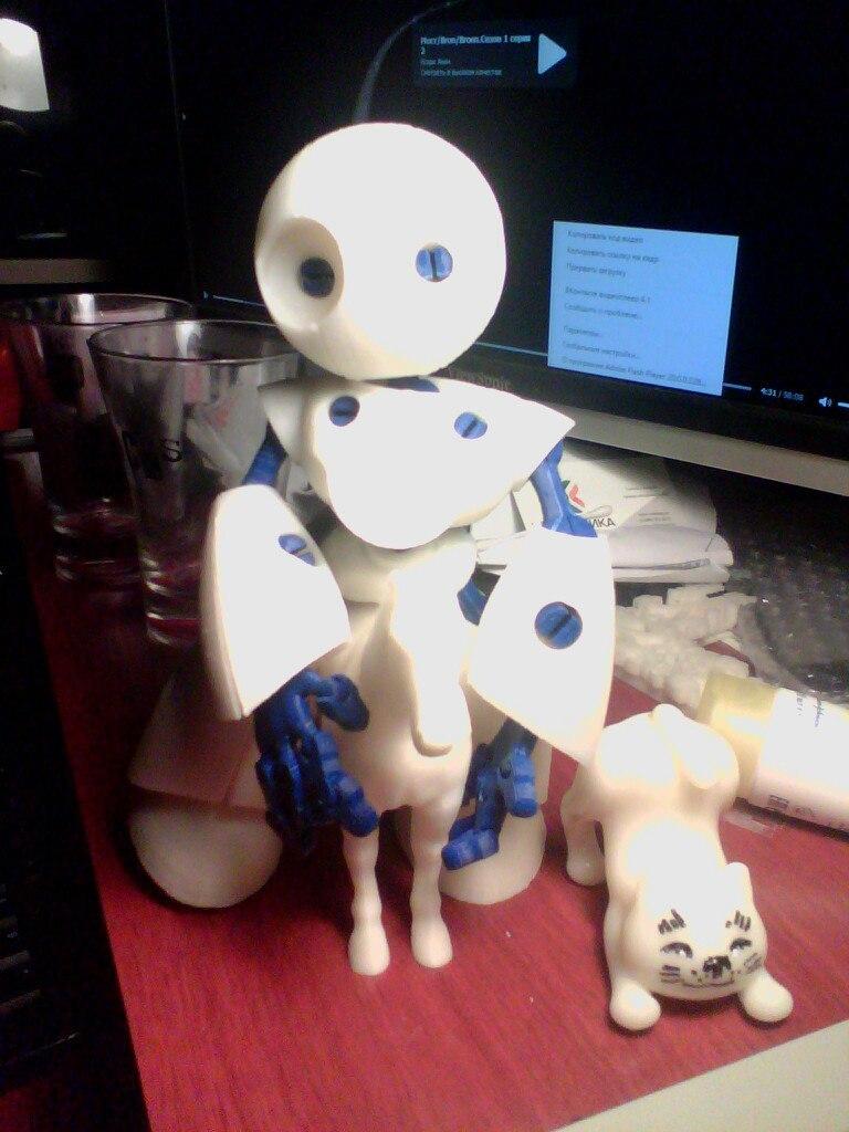 3D-печатные игрушки для детей (в основном) - 9