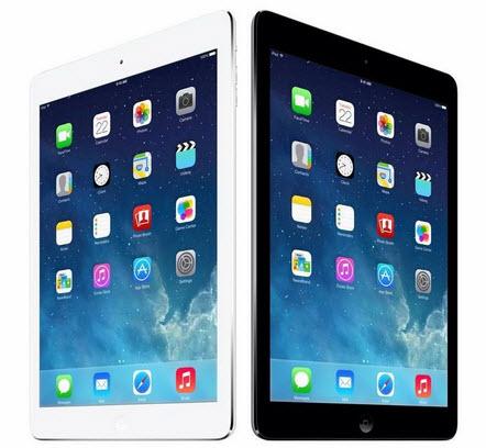 Производство нового планшета iPad Air с экраном 4K начнется во втором квартале 2016