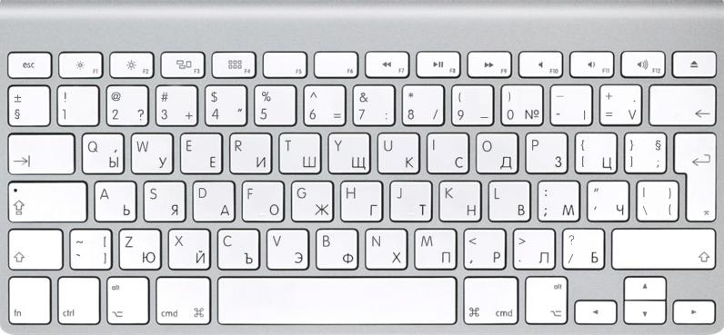 Вокруг света за 32 клавиатуры - 4