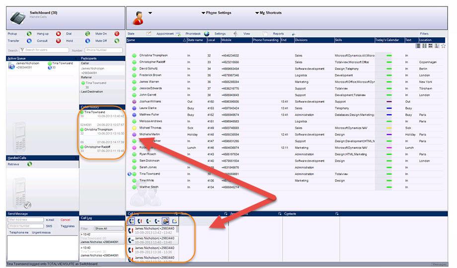 TotalView расширяет возможность контроля статусов для IP АТС 3CX Phone System - 3