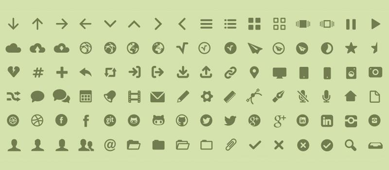 MFG Labs Iconset
