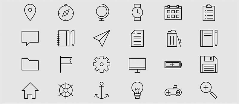 Linea Icons