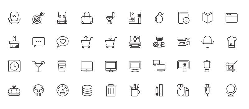 Free iOS Icons Pack