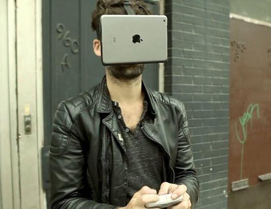 По слухам, Apple может работать над гарнитурой виртуальной реальности - 1