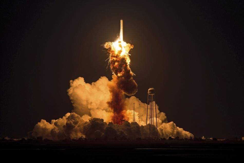 Какой ракетный двигатель самый лучший? - 7