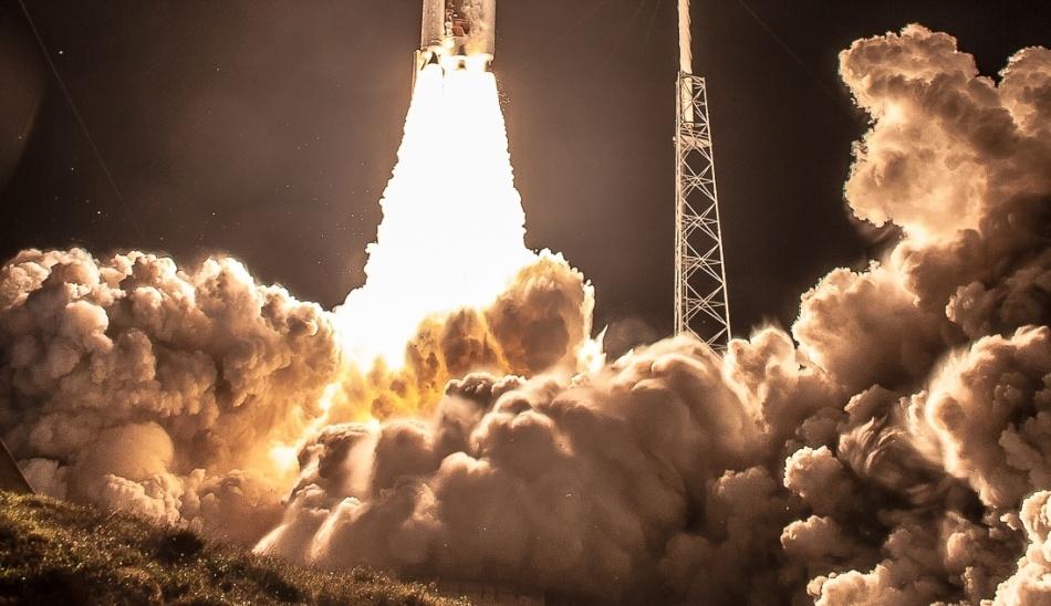Какой ракетный двигатель самый лучший? - 1
