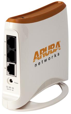 НРE Aruba — Wi-Fi корпоративного уровня - 11