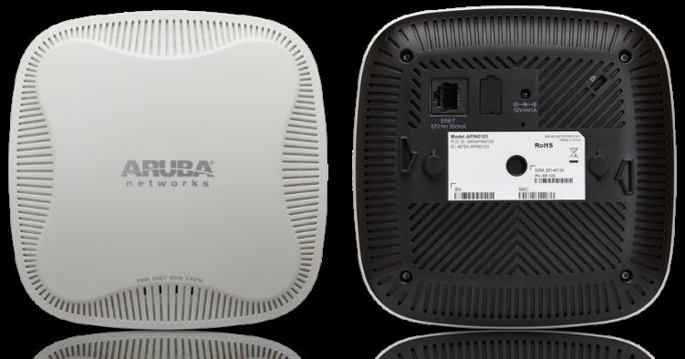 НРE Aruba — Wi-Fi корпоративного уровня - 5