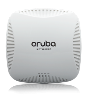 НРE Aruba — Wi-Fi корпоративного уровня - 6
