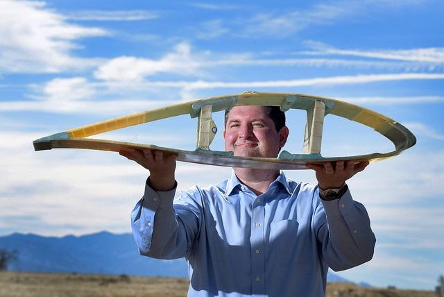 Подразделение Lockheed Martin предлагает делать ветряки с изменяемой геометрией лопастей - 1