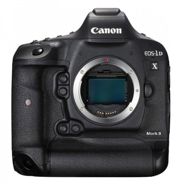 Новая информация о камере Canon EOS-1D X Mark II появилась накануне анонса