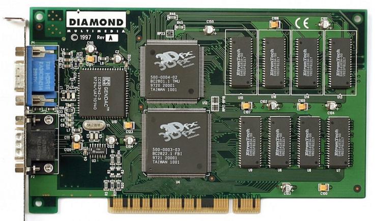 Процесс эволюции видеоадаптеров из 80-х в 2000-е - 13
