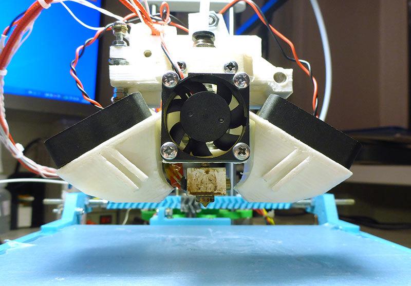 Продолжение статьи о доработках принтера MC2, ч.2. Калибровка, доработка системы охлаждения - 5