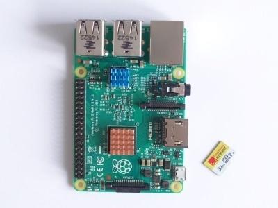 1C-Битрикс на Raspberry Pi 2 - 1