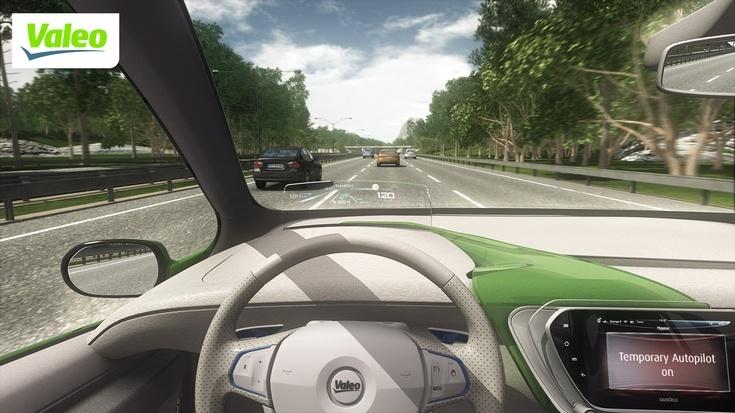 Synaptics хочет внедрить в бортовые компьютеры автомобилей технологию ClearForce