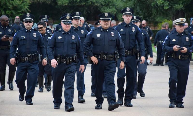 Иностранные хакеры взломали базу данных крупнейшего профсоюза полиции США - 1