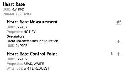 Контроль над браслетом в ритме BlueZ - 5
