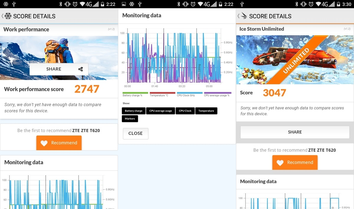 Обзор смартфона ZTE Blade X3 — новая реальность - 19