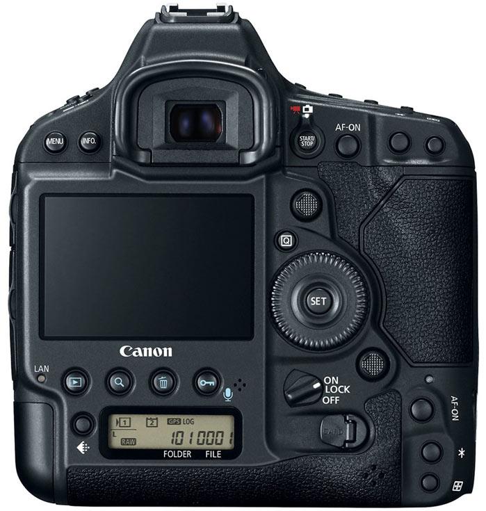 Камера Canon EOS-1D X Mark II должна появиться в продаже в апреле по цене $6000