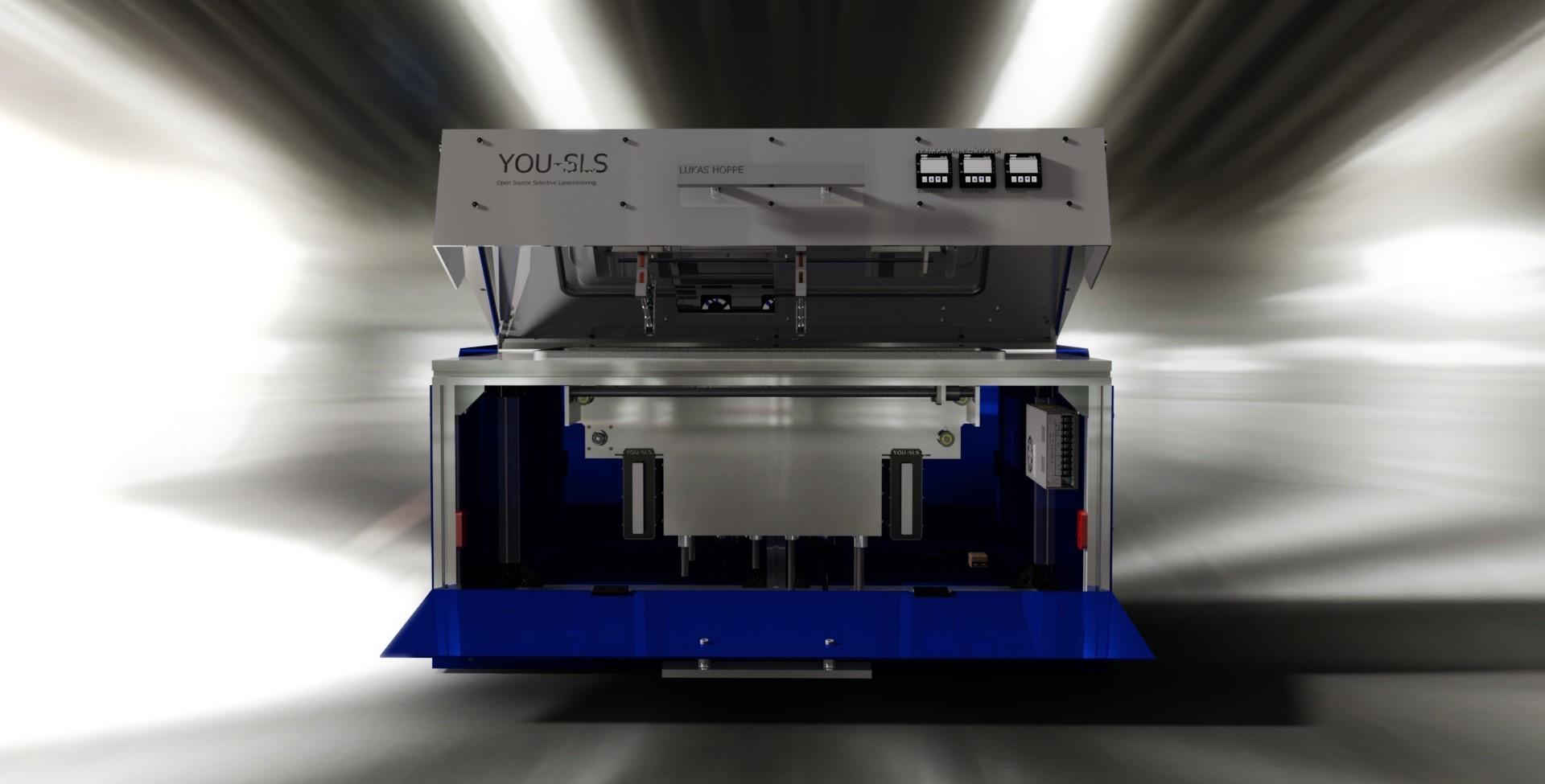 3d принтер sls