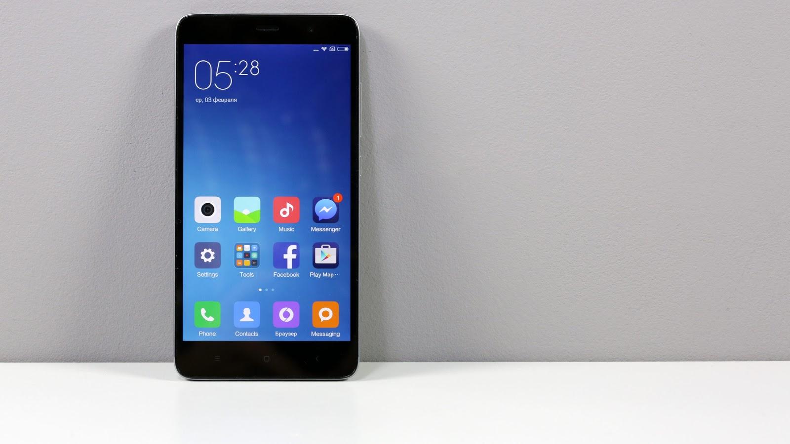 Xiaomi Redmi Note 3 — для сильных духом - 1