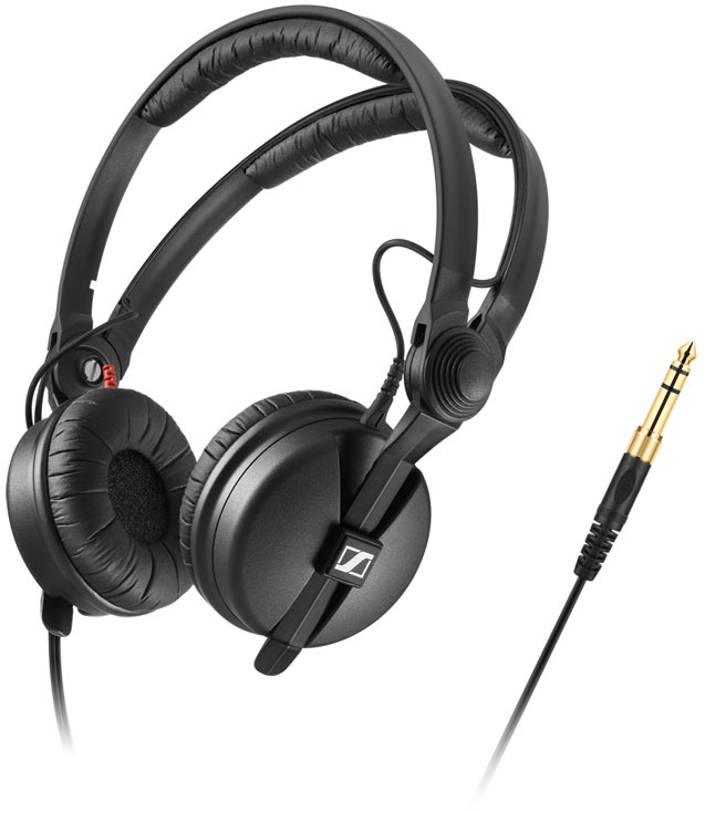 Модель HD 25 Light ориентирована на требовательных аудиофилов и экономных звукооператоров